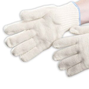Heat resistant cotton gloves