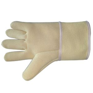 Heat and fire resistant Para-Aramid gloves