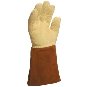Heat Resistant Kevlar gloves with cuff