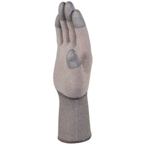 Anti-static copper PolyAmide knitted gloves