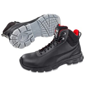 Puma Safety Boots PIONEER MID S3 SRC