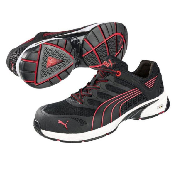 Safety shoes PUMA Fuse Motion Low S1P HR0 SRA