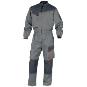 Work Overall in polyester cotton D-MACH