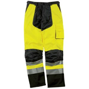 High Visibility work pants MACH cotton