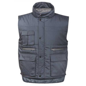 Work Vest BODY WARMER with cotton padding FAGEO