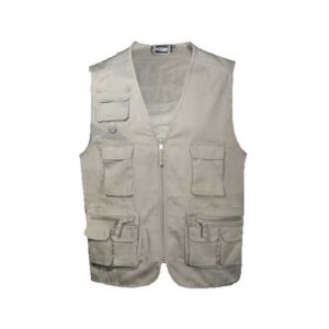 Workwear Fishing vest polyester FAGEO