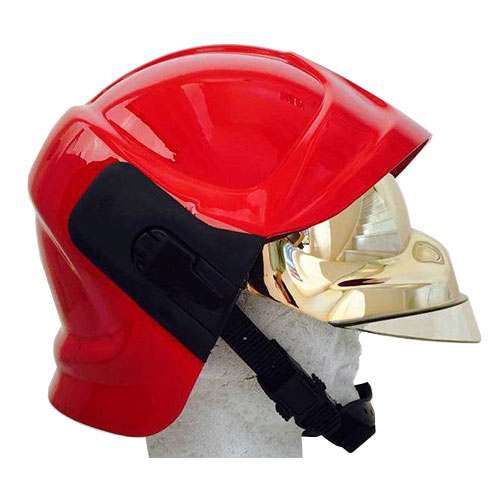 Fire Helmets with Thermal UV and IR protection